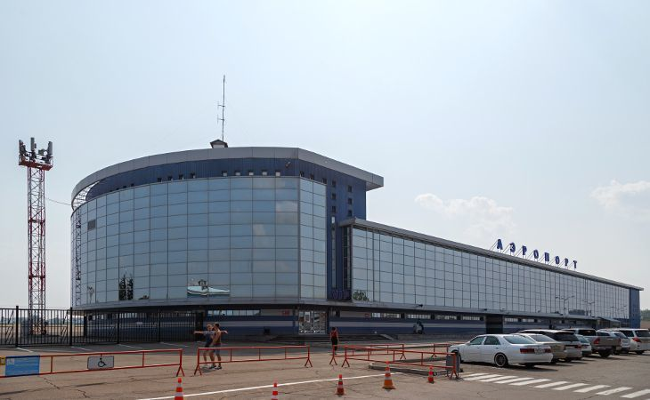 Flughafen Irkutsk