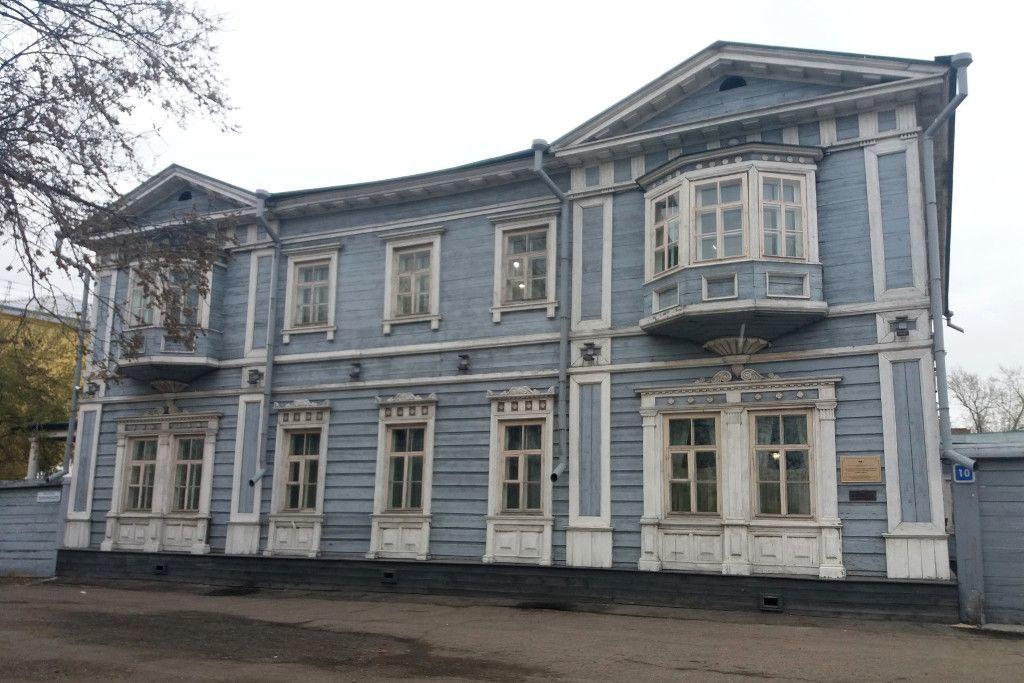 Das Dekabristenmuseum im Wolkonsky Familienhaus