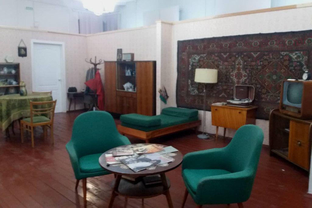 Raum im Heimatkundemuseum
