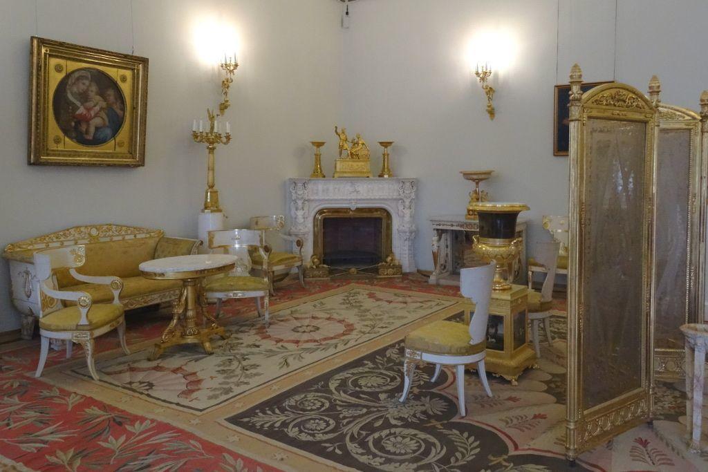 Zimmer in der Eremitage in Sankt Petersburg