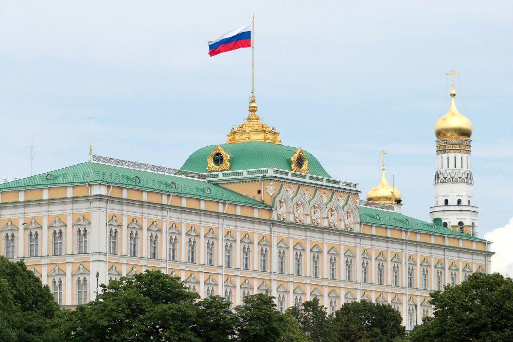 Großer Kremlpalast in Moskau