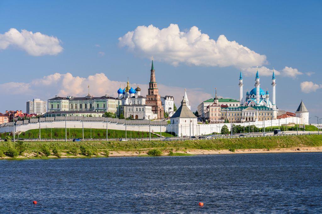 Kreml von Kasan