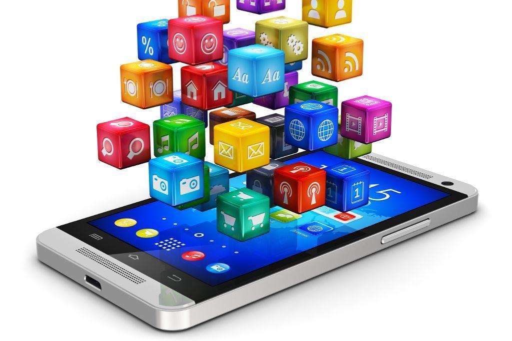 Verschiedene Apps für eine Russland Reise