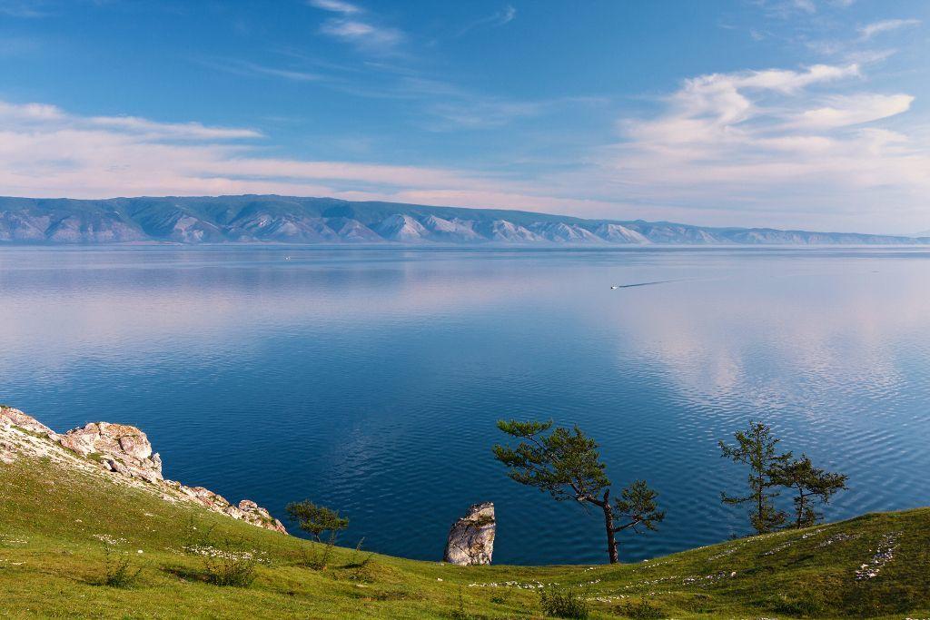Baikalsee in Sibirien