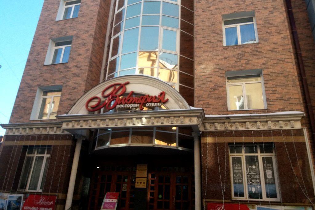Viktoria Hotel in Irkutsk