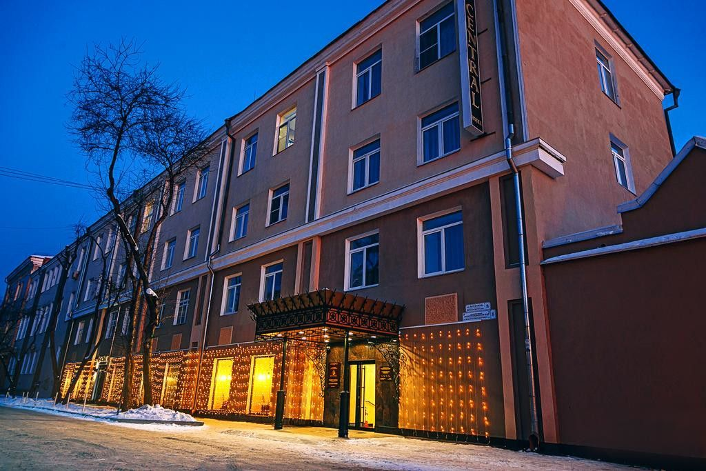 Central Hotel in Irkutsk