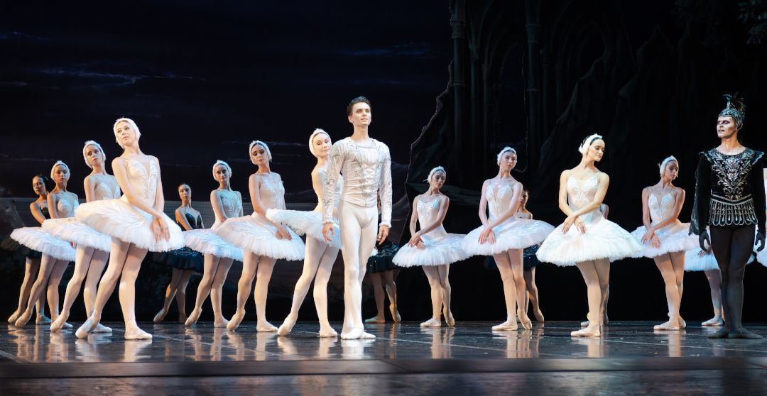 Schwanensee Ballett in Sankt Petersburg