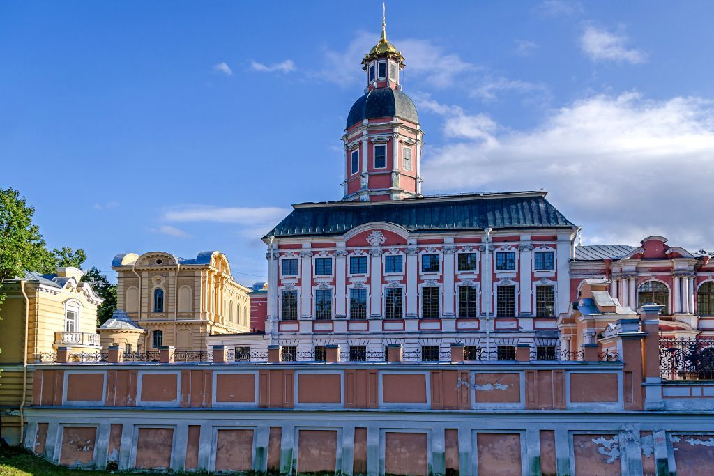 Mariä-Verkündigungs-Katehdrale im Alexander-Newski-Kloster
