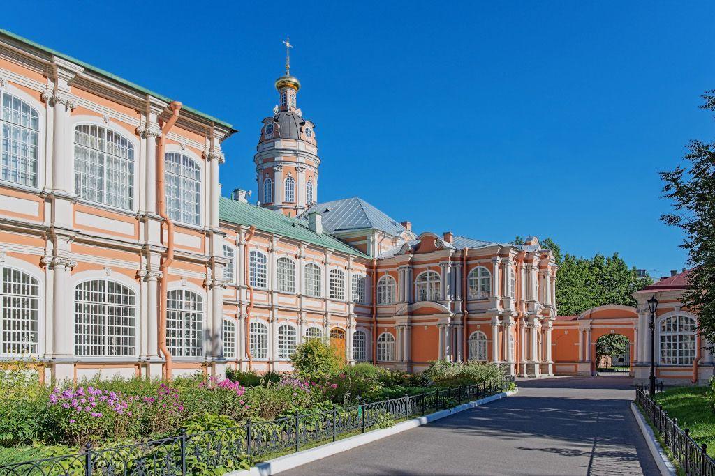 Newski Kloster Sankt Petersburg