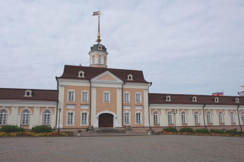 Junker Schule im Kreml
