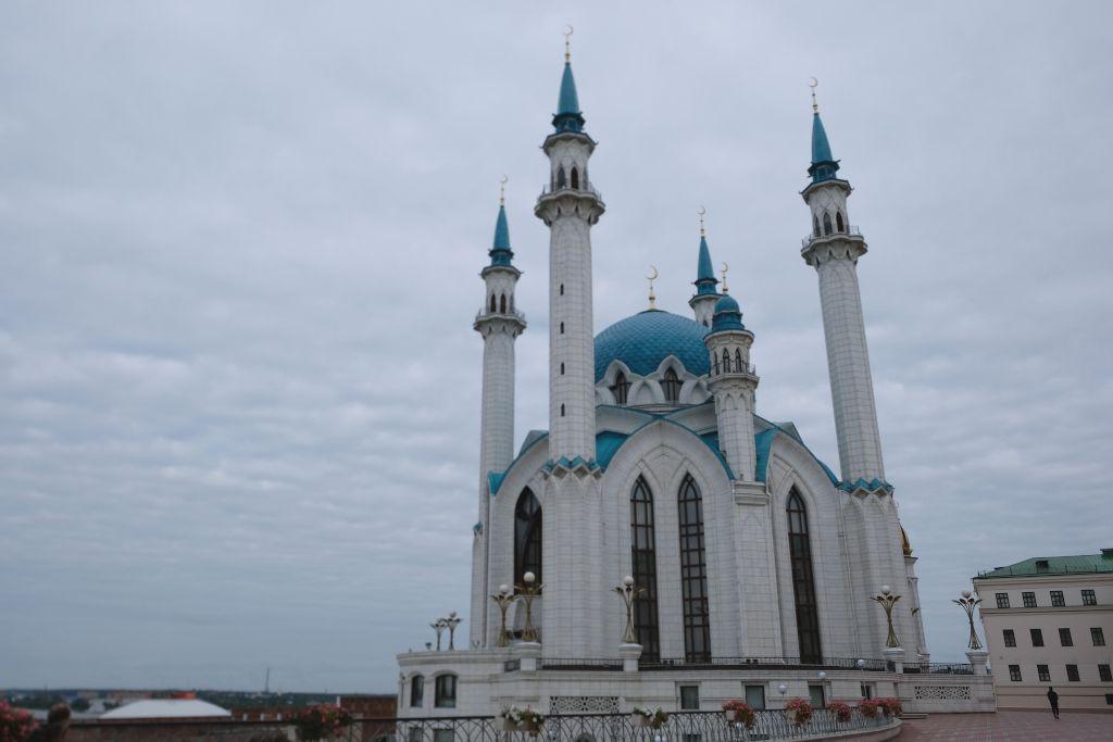 Kul-Scharif-Moschee im Kreml von Kasan