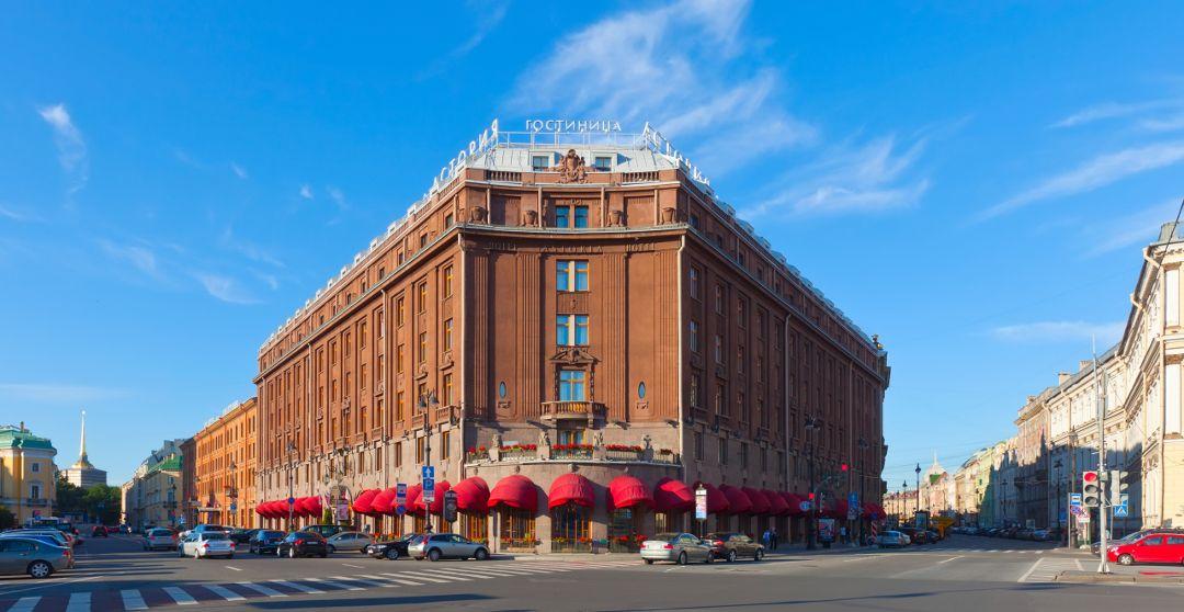 Hotel in Sankt Petersburg