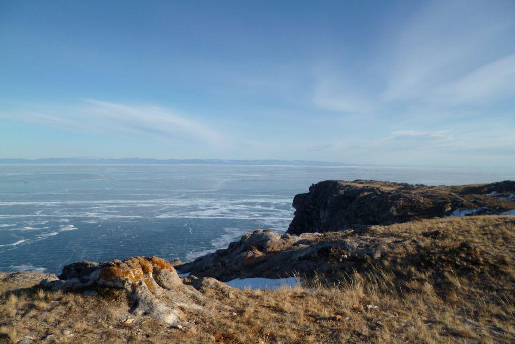 Hügel der Aja Bucht