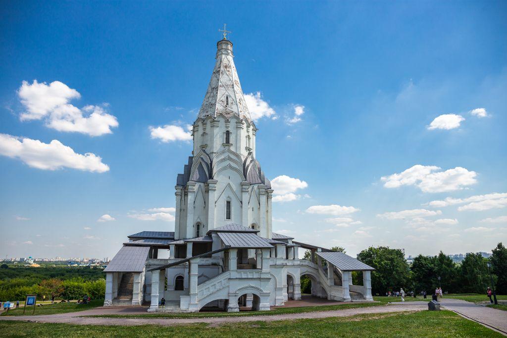 Christi-Himmelfahrts-Kirche Kolomenskoje