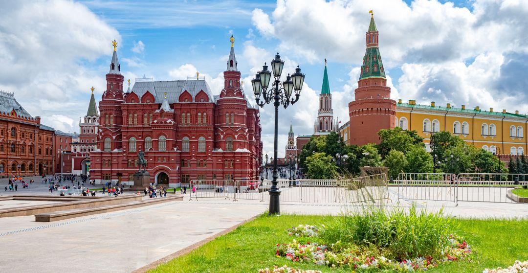Die besten Museen in Moskau - Historisches Museum in Moskau