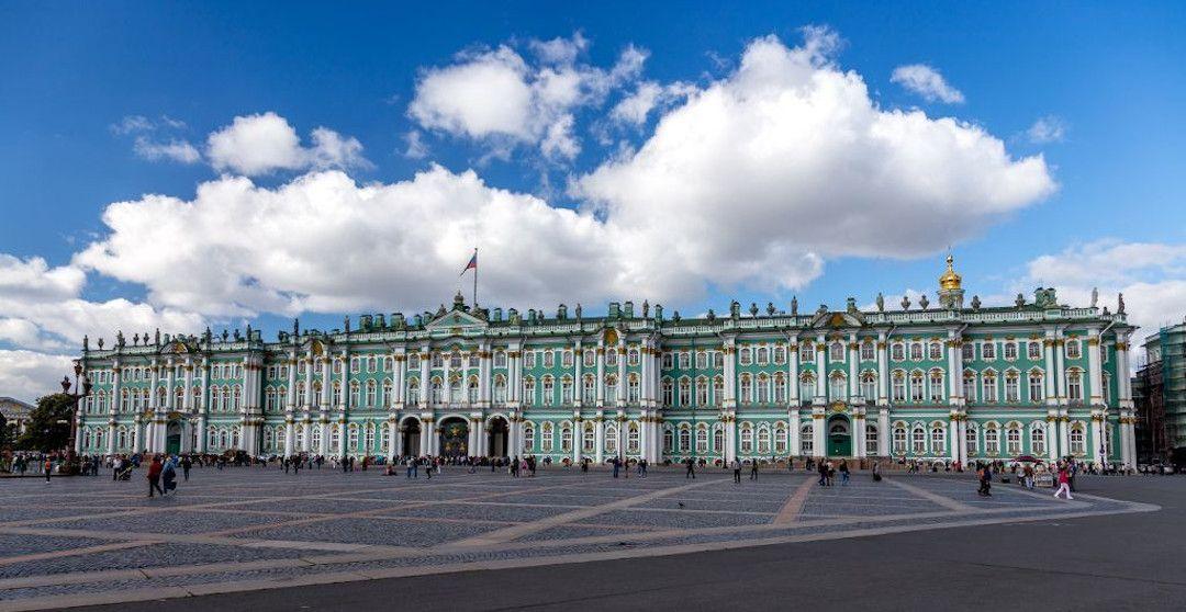 Eremitage - Beste Museen in Sankt Petersburg