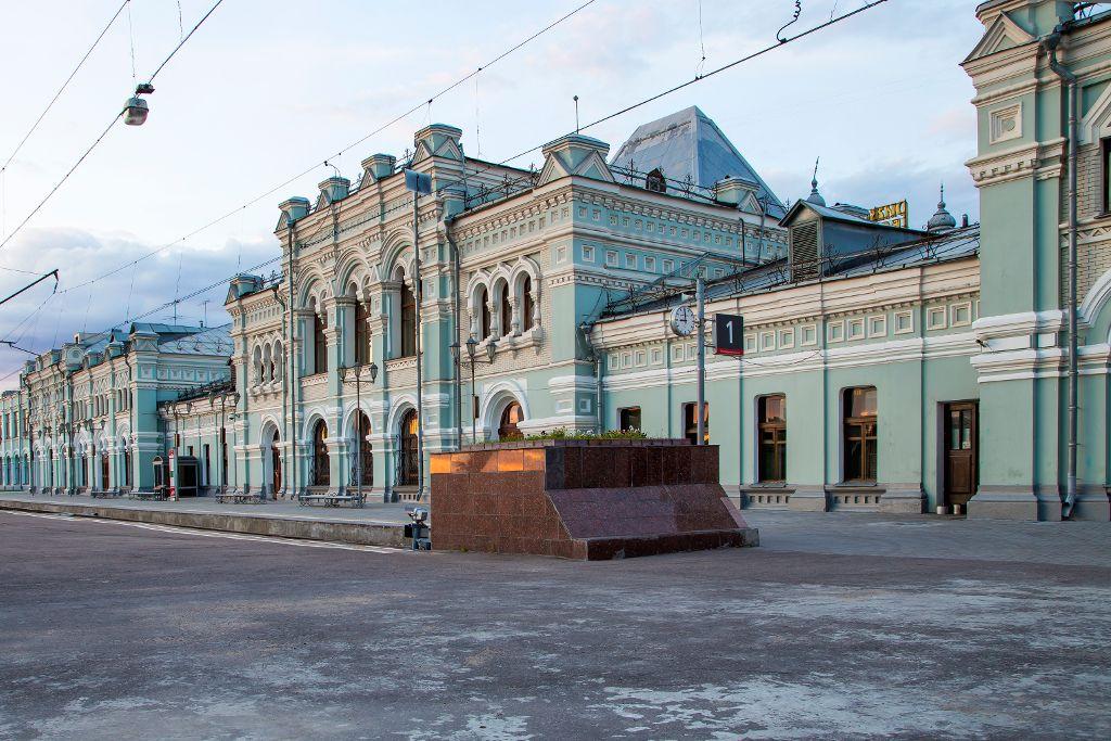 Rigaer Bahnhof