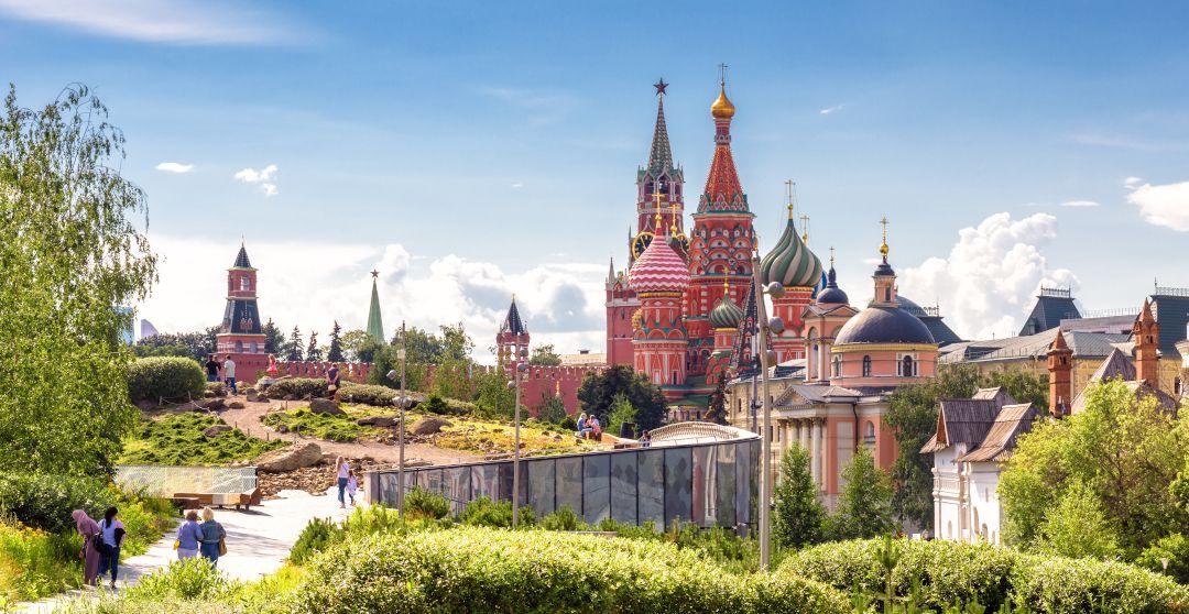 Moskau City Pass Sarjadje-Park