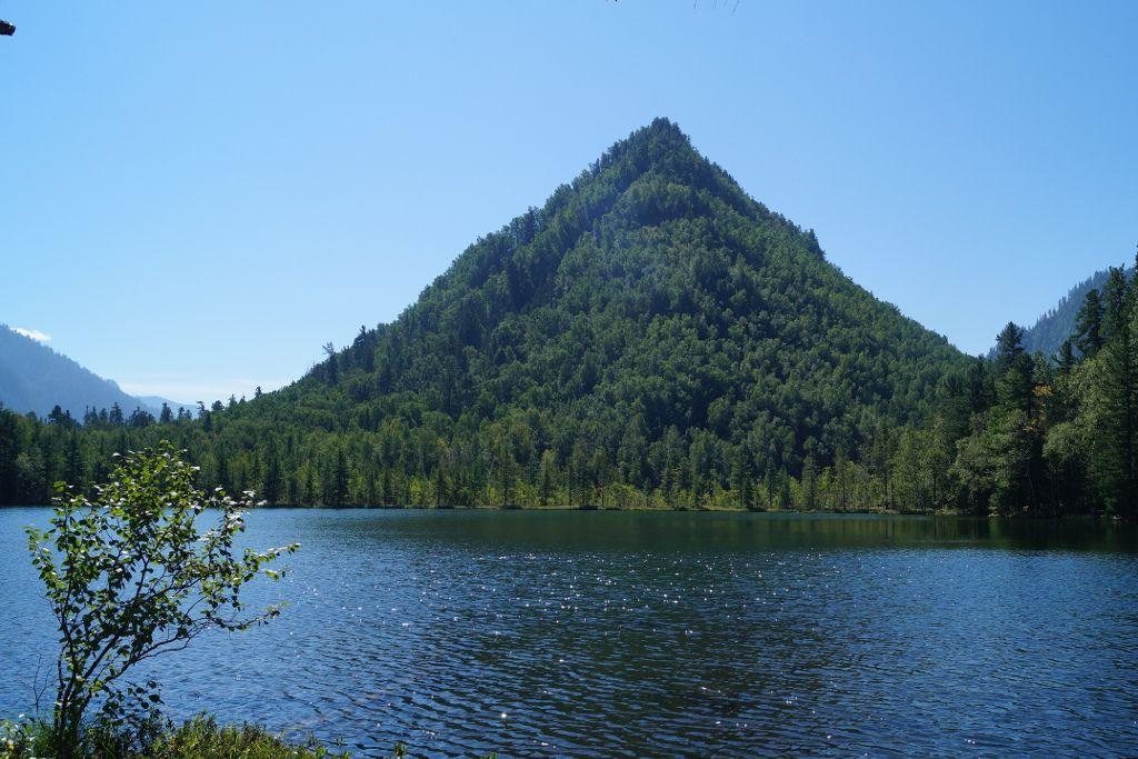 """Berg """"Mütze des Monomach"""" beim Baikalsee"""