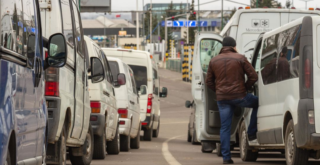 Grenzübergang - Einreise nach Russland mit dem Auto oder Wohnmobil