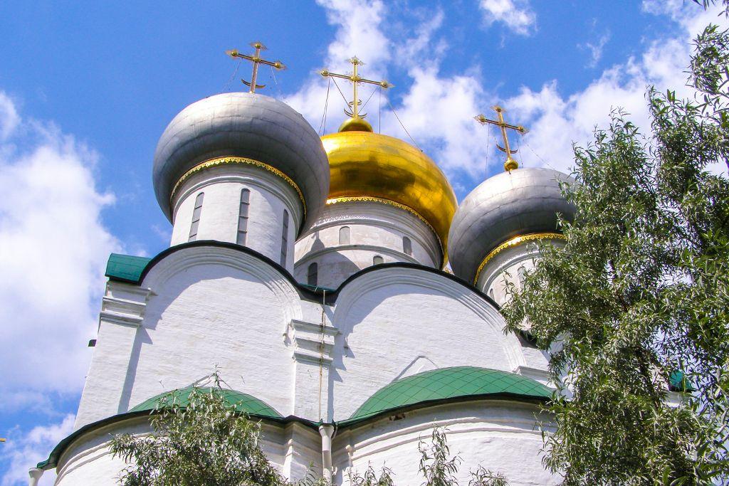 Smolensker Kathedrale im Nowodewitschi-Kloster