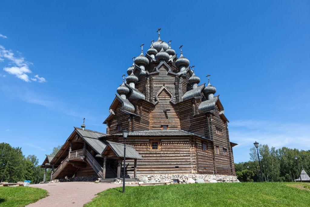 Pokrow Kirche der Heiligen Gottesmutter