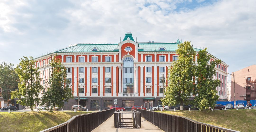 Beste Hotels in Nischni Nowgorod - Hotel Sheraton