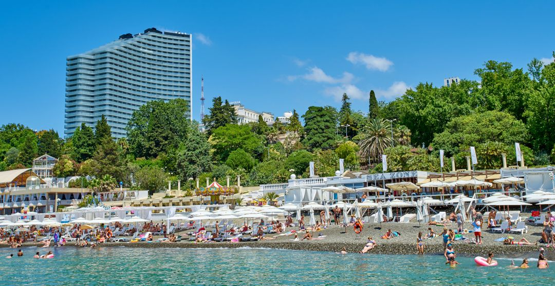 Beste Hotels in Sotschi