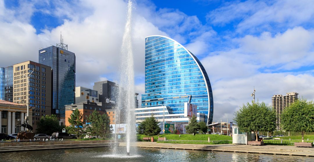 Beste Hotels in Ulan Bator - The Sky Blue Hotel and Tower