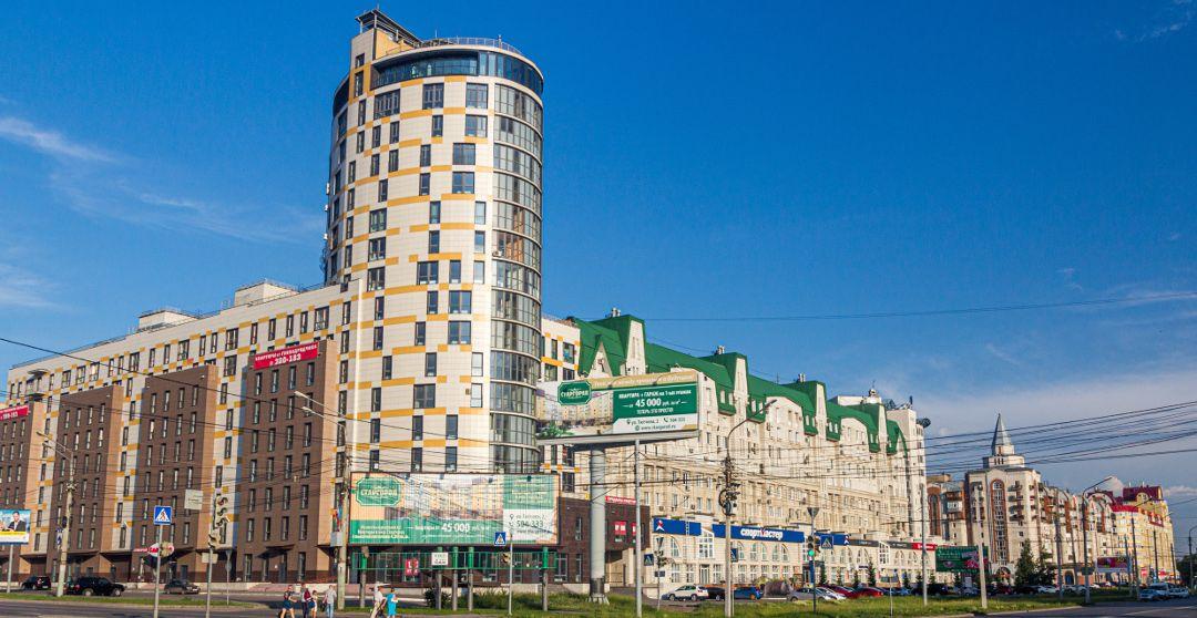 Beste Hotels in Omsk
