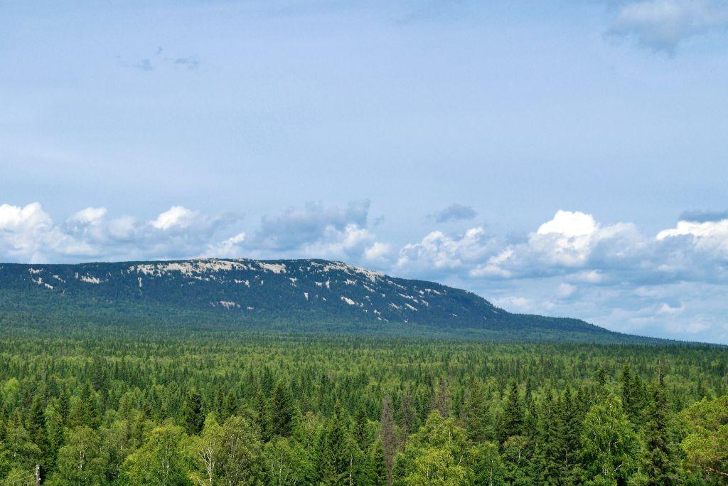Sjuratkul Nationalpark im Ural Gebirge